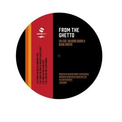 Fix FROM THE GHETTO / HERE WE ARE Vinyl Record