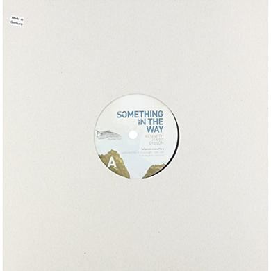 Kenneth James Gibson SOMETHING IN THE WAY EXTENDED Vinyl Record