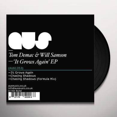 Tom Demac / Will Samson IT GROWS AGAIN Vinyl Record