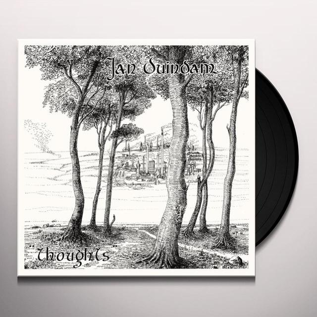 Jan Duindam THOUGHTS Vinyl Record