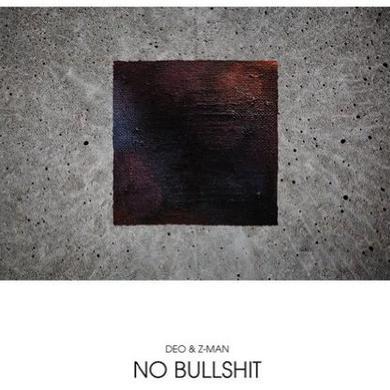 Deo & Z-Man NO BULLSHIT Vinyl Record