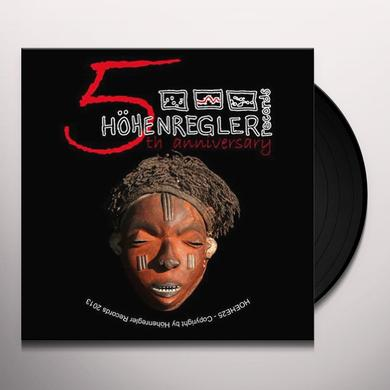 5 YEARS HOHENREGLER / VARIOUS Vinyl Record