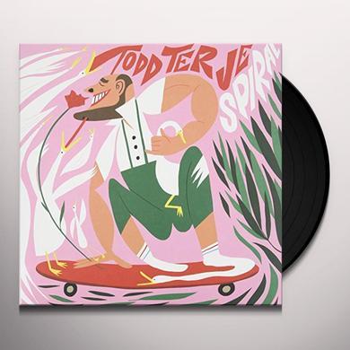 Todd Terje SPIRAL Vinyl Record