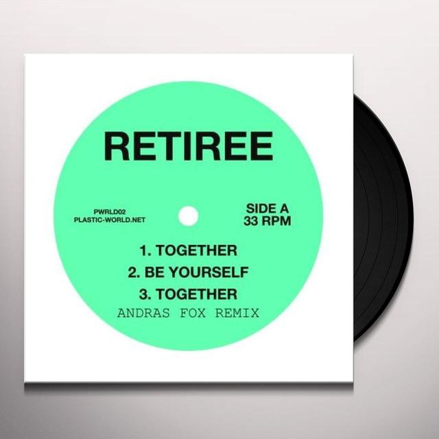 RETIREE Vinyl Record
