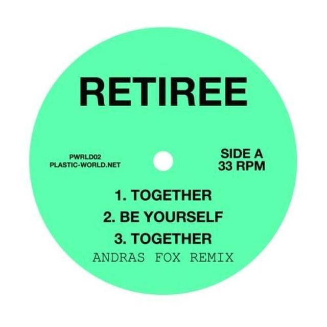 RETIREE Vinyl Record