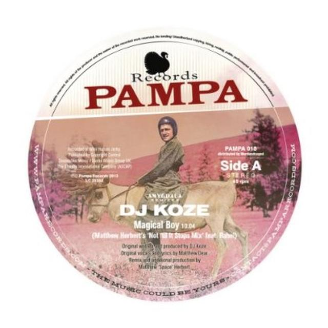 Dj Koze AMYGDALA REMIXES 1 Vinyl Record