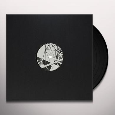 Terrence Dixon & Iron Curtis PACERS / SPIRALS Vinyl Record