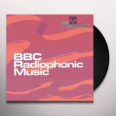 Bbc Radiophonic Music / Various (Rmst) (Ogv) BBC RADIOPHONIC MUSIC / VARIOUS Vinyl Record - 180 Gram Pressing, Remastered