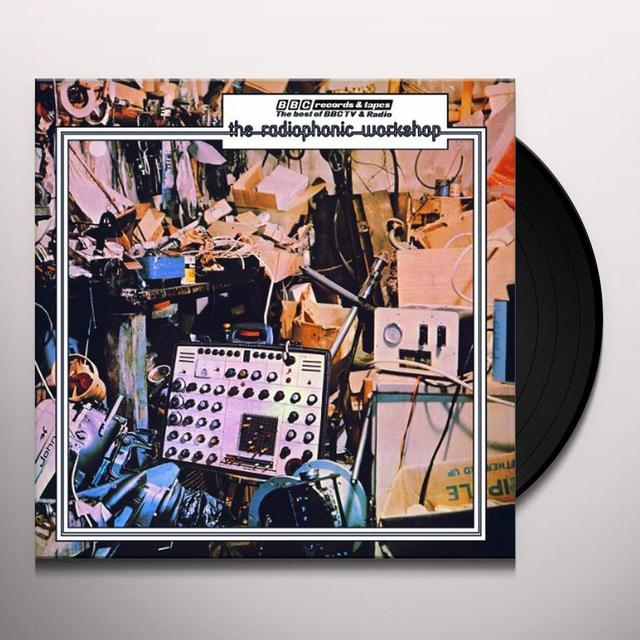 BBC RADIOPHONIC WORKSHOP / VARIOUS Vinyl Record - 180 Gram Pressing, Remastered