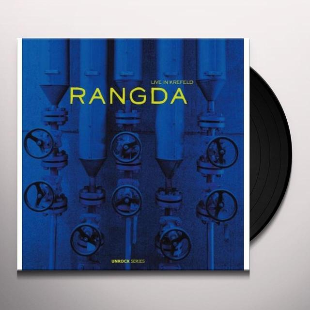 Rangda LIVE IN KREFELD Vinyl Record