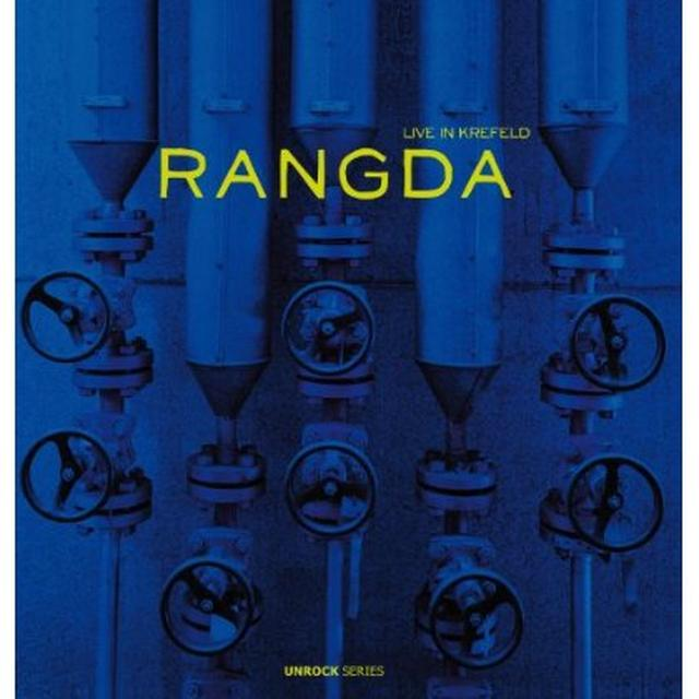 Rangda LIVE IN KREFELD Vinyl Record - 10 Inch Single