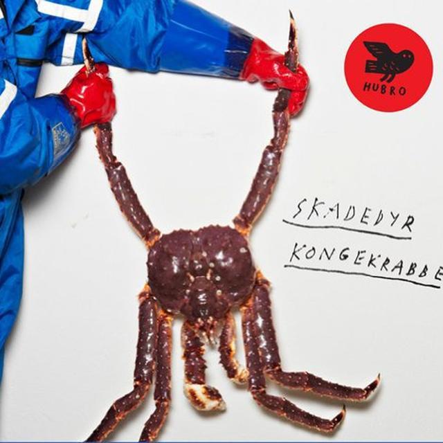 Skadedyr KONGEKRABBE Vinyl Record