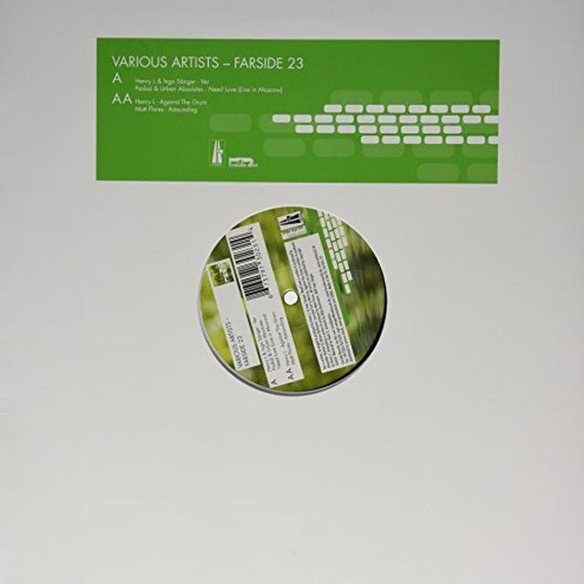 FARSIDE 23 / VARIOUS Vinyl Record