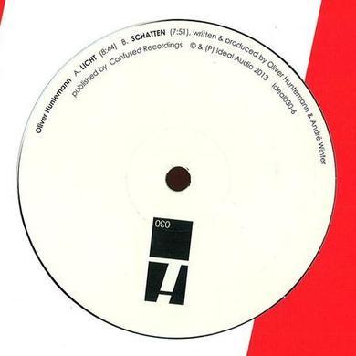 Oliver Huntemann LICHT & SCHATTEN Vinyl Record