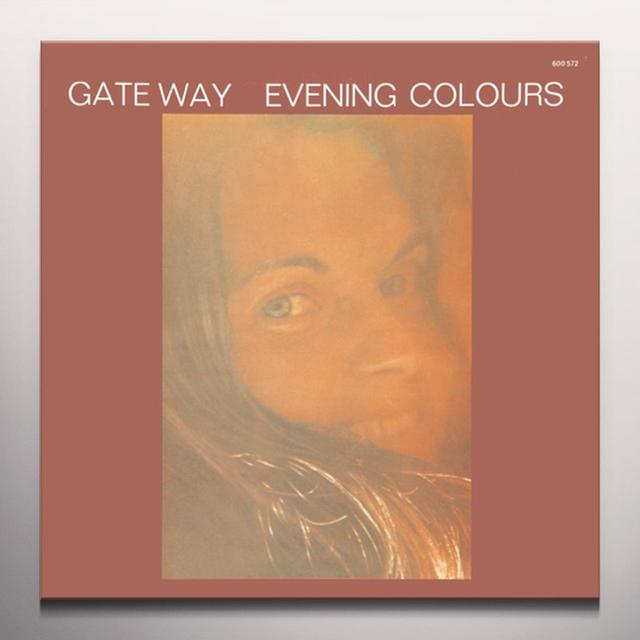 Laurence Vanay EVENING COLOURS Vinyl Record - Limited Edition, Reissue, Remastered, Colored Vinyl, 180 Gram Pressing