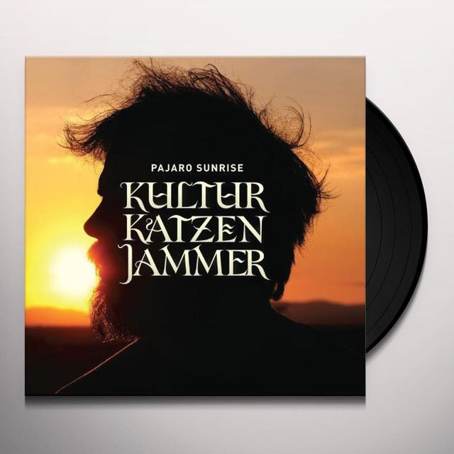 Pajaro Sunrise KULTURKATZENJAMMER Vinyl Record