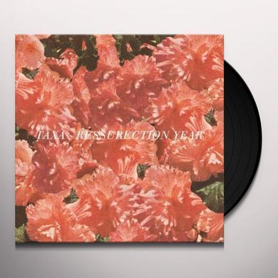 Taxa RESURRECTION YEAR Vinyl Record