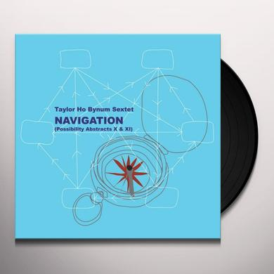 Taylor Ho Bynum NAVIGATION (POSSIBILITY ABSTRACTS X & XI) Vinyl Record