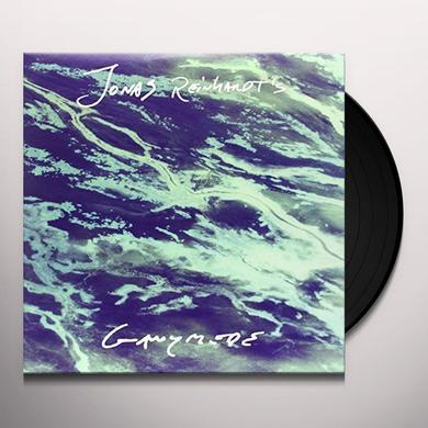 Jonas Reinhardt GANYMEDE (W/DVD) Vinyl Record - Limited Edition, Poster
