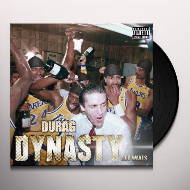 Durag Dynasty 360 WAVES Vinyl Record - Digital Download Included