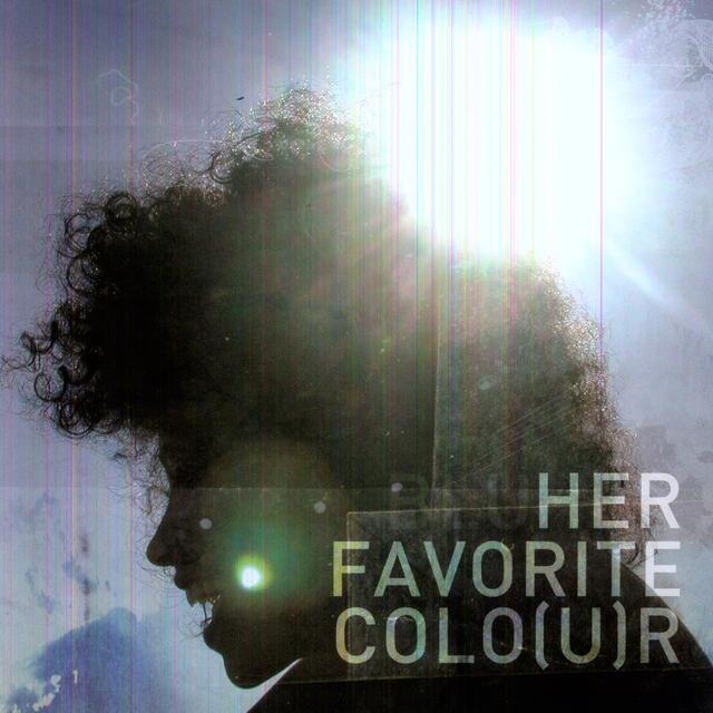 Blu HER FAVORITE COLO(U)R Vinyl Record