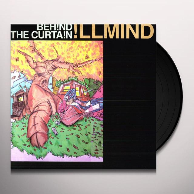 Illmind BEHIND THE CURTAIN (DLCD) (Vinyl)