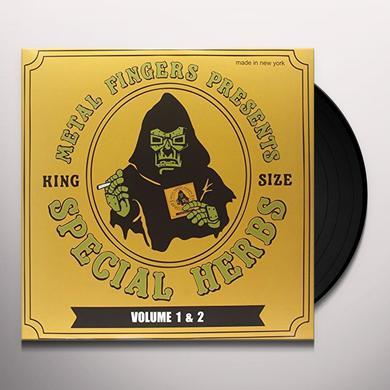 Mf Doom SPECIAL HERBS 1 & 2 Vinyl Record