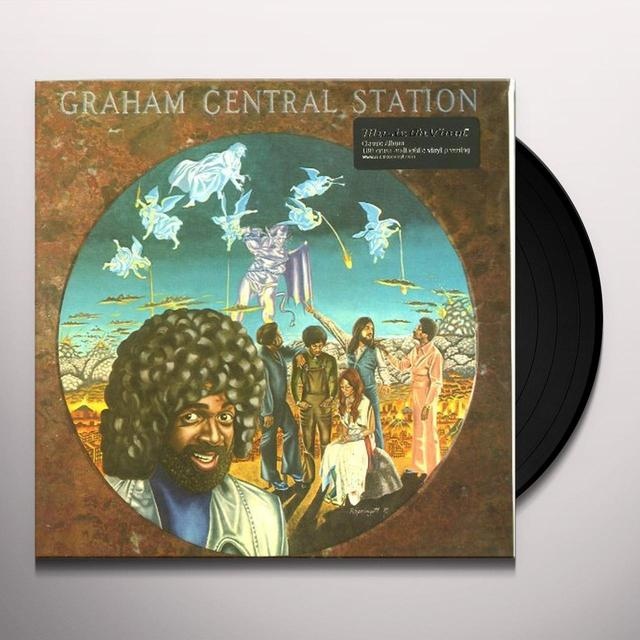 Graham Central Station AIN'T NO BOUT-A-DOUBT IT Vinyl Record - 180 Gram Pressing