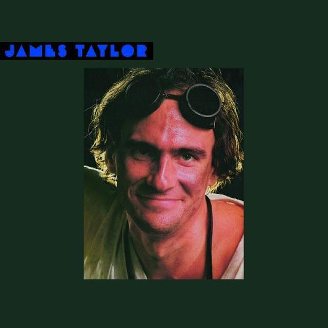 James Taylor DAD LOVES HIS WORK Vinyl Record - 180 Gram Pressing