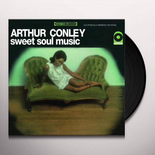 Arthur Conley SWEET SOUL MUSIC Vinyl Record - 180 Gram Pressing