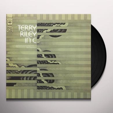 Terry Riley IN C Vinyl Record - 180 Gram Pressing