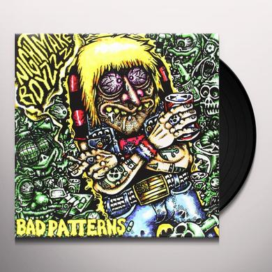 Nightmare Boyzzz BAD PATTERNS Vinyl Record