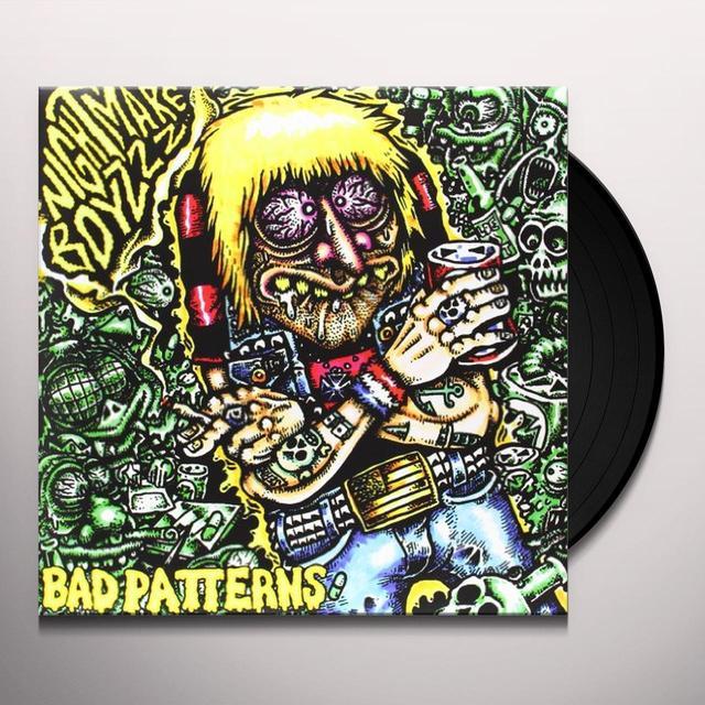 Nightmare Boyzzz BAD PATTERNS Vinyl Record