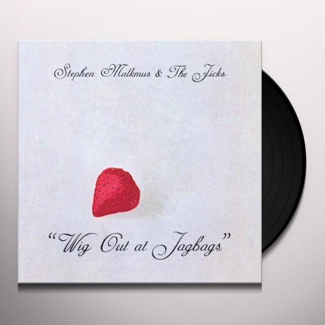 Stephen Malkmus & The Jicks WIG OUT AT JAGBAGS Vinyl Record - Digital Download Included