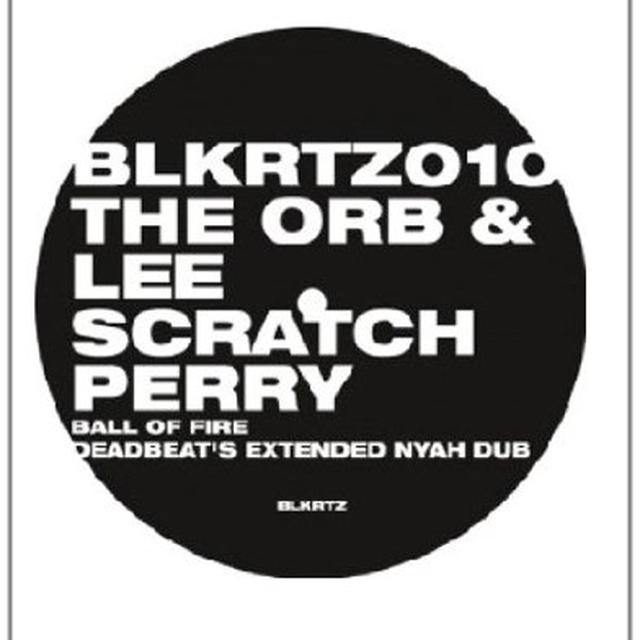 Orb & Lee Scratch Perry DEADBEAT REMIXES Vinyl Record