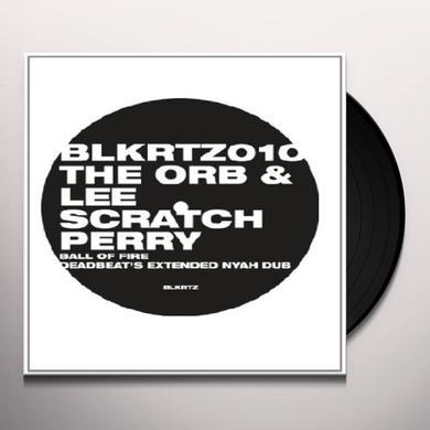 Orb & Lee Scratch Perry DEADBEAT REMIXES Vinyl Record