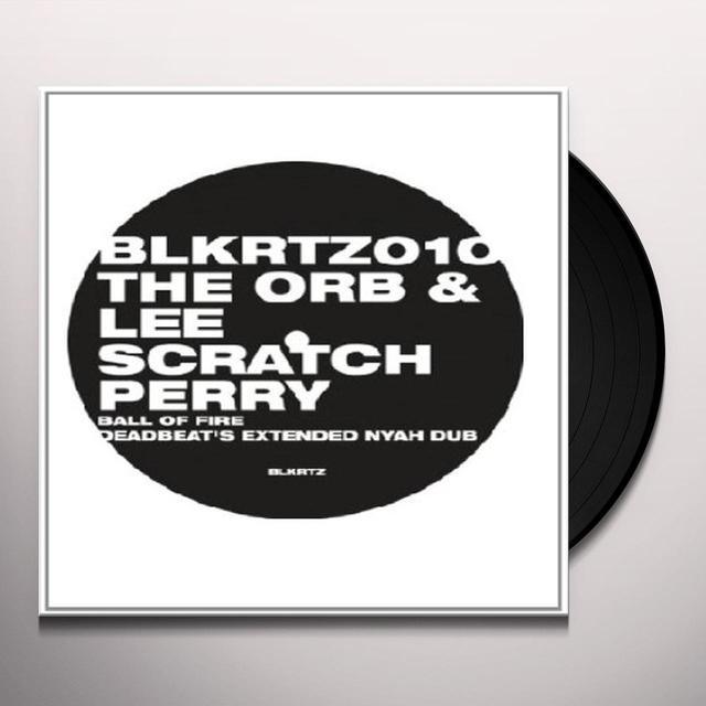 Orb & Lee Scratch Perry DEADBEAT REMIXES Vinyl Record - Remixes