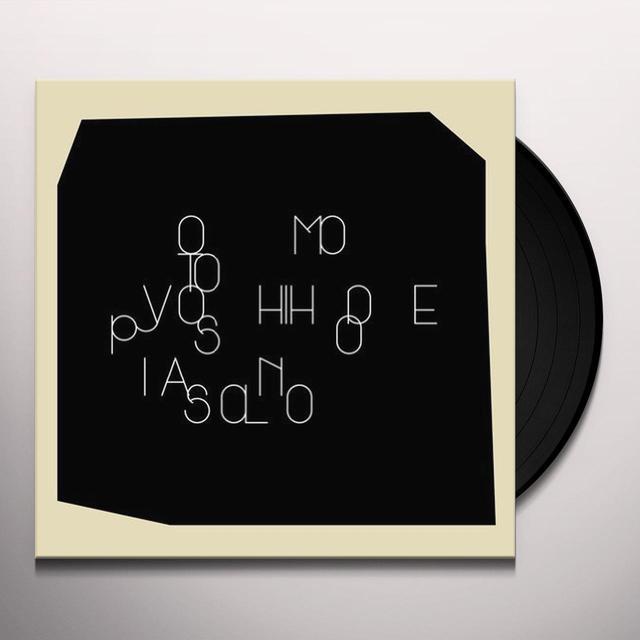 Otomo Yoshihide PIANO SOLO Vinyl Record
