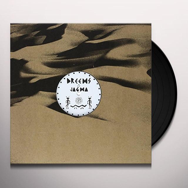 Dreems IN THE DESERT Vinyl Record