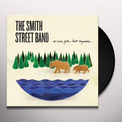 The Smith Street Band NO ONE GETS LOST ANYMORE Vinyl Record