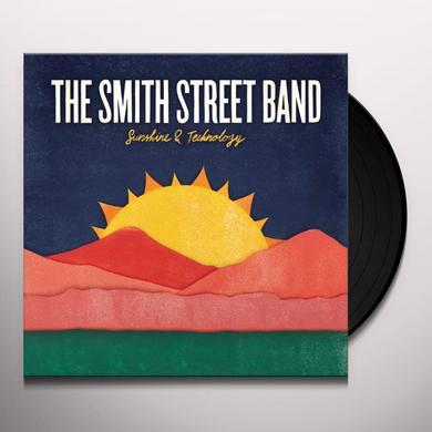 The Smith Street Band SUNSHINE & TECHNOLOGY Vinyl Record