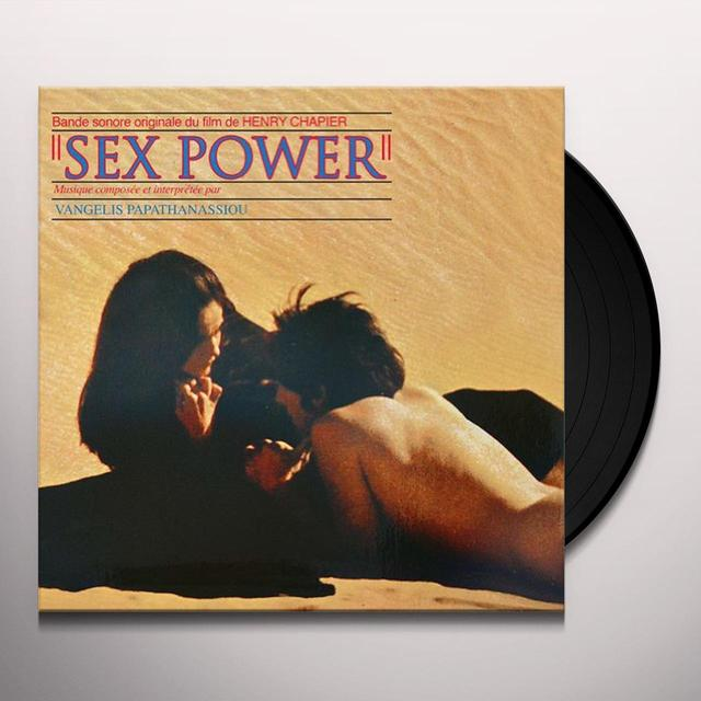Vangelis SEX POWER: BANDE SONORE ORIGINALE DU FILM DE HENRY Vinyl Record