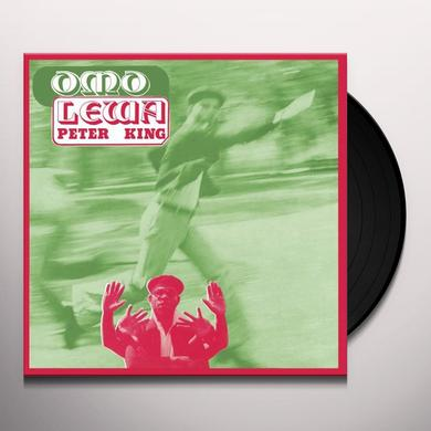 Peter King OMO LEWA Vinyl Record