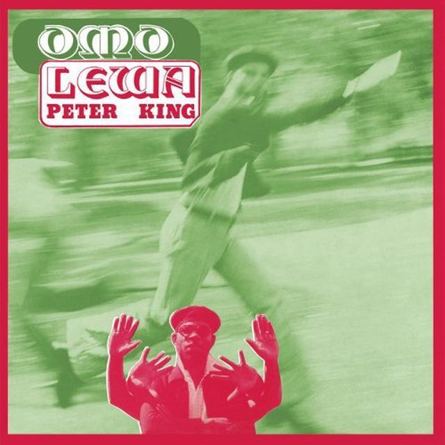 Peter King OMO LEWA Vinyl Record - Digital Download Included
