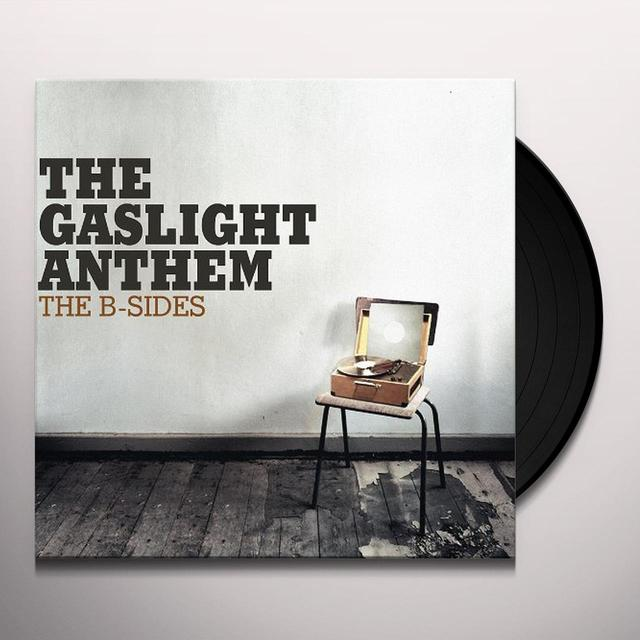 The Gaslight Anthem B-SIDES Vinyl Record - Digital Download Included
