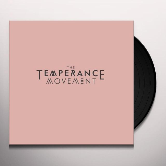 The Temperance Movement PRIDE (EP) Vinyl Record