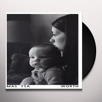 Mas Ysa WORTH (EP) Vinyl Record