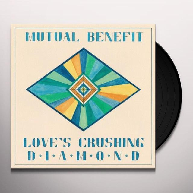 Mutual Benefit LOVE'S CRUSHING DIAMOND Vinyl Record