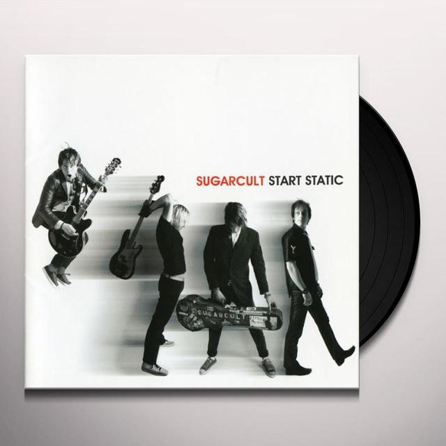 Sugarcult START STATIC Vinyl Record