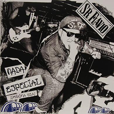 Senor Flavio NADA ESPECIAL (PROXIMA OLA) Vinyl Record